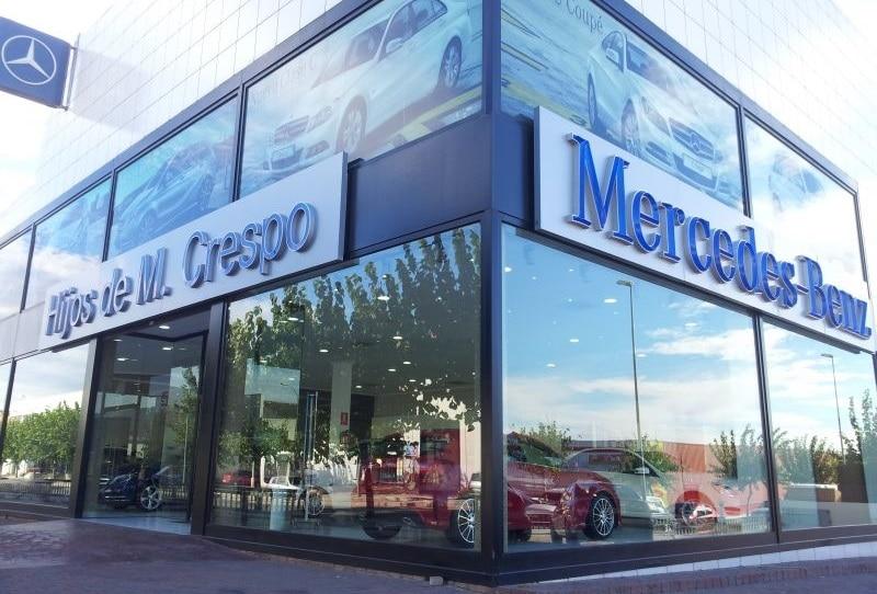 Mercedes benz elda grupo sia