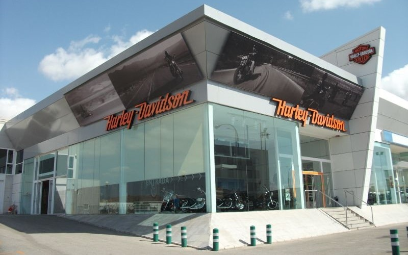 Harley Davidson Alicante Grupo SIA