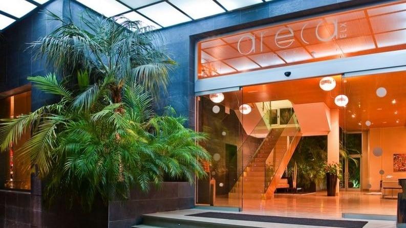 hotel areca asesoramiento energetico