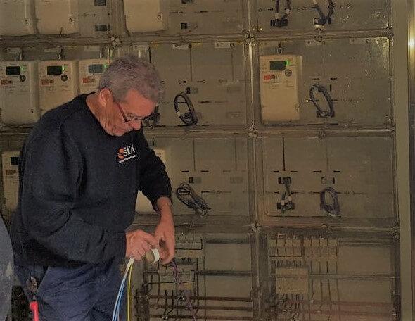 conector carga electrico garaje elche alicante