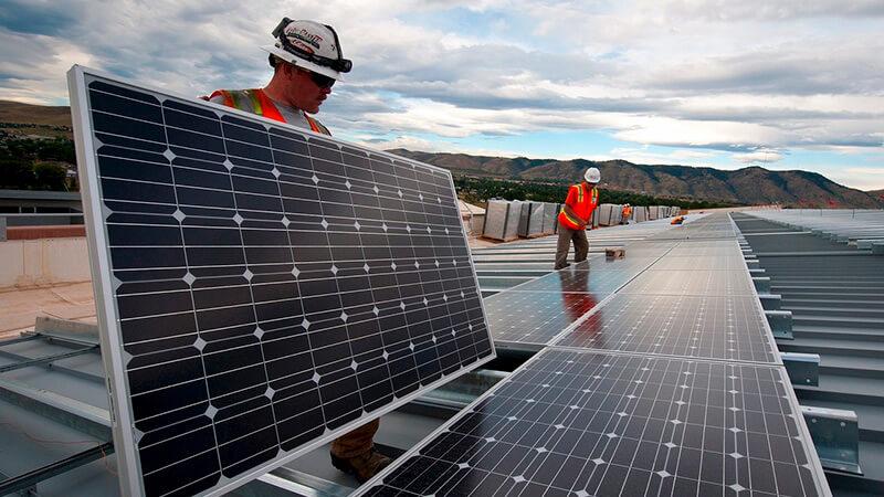 Instalación de placas solares Alicante