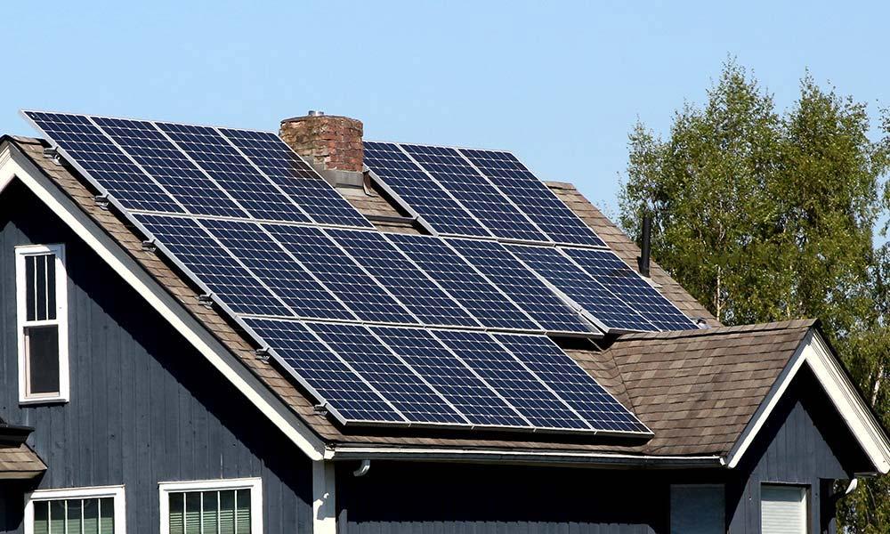 instalar placas solares casas particulares